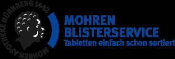 Mohren-Blisterservice Logo